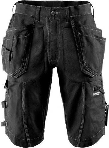 Fristads 2607 FASG Stretch Shorts ( Black )